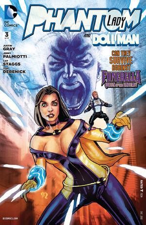 Phantom Lady and Doll Man Vol 1 3