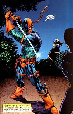 Slade Wilson Deathstroke Smallville Slade Wilson (Nueva Ti...