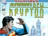 Superman: New Krypton Special Vol 1 1