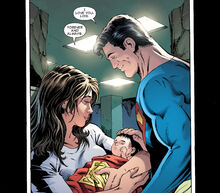 Convergence-Superman-Lois-Child-Birth-1