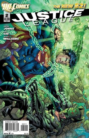 Justice League Vol 2 2