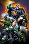 Injustice League (Tierra Prima) 001