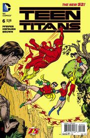 Teen Titans Vol 5 6 a