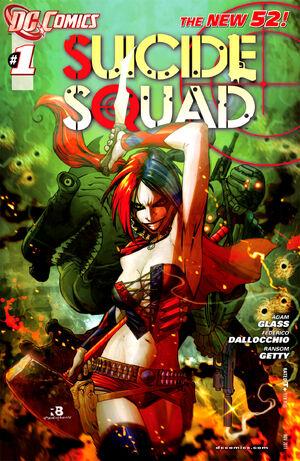 Suicide Squad Vol 4 1