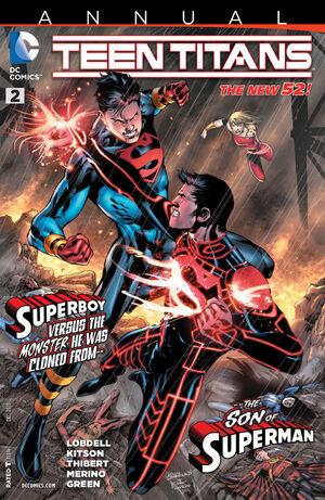Teen Titans Vol 4 Anual 2