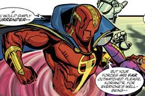 Red Tornado (The New Order) 001