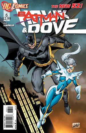 Hawk and Dove Vol 5 6