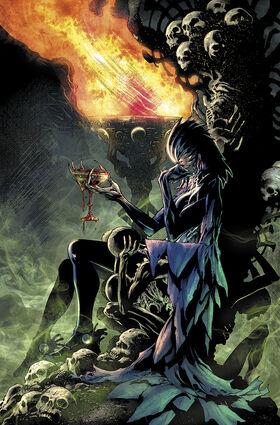 Raven (Tierra 0) 001
