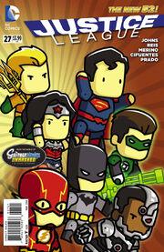 Justice League Vol 2 27 a