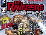 The Ravagers Vol 1 1
