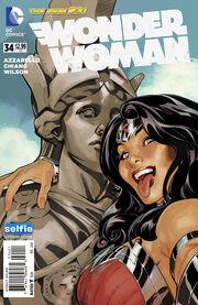 Wonder Woman Vol 4 34 a