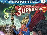 Supergirl Vol 7 Anual 1