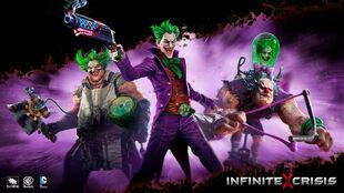 Infinite Crisis Joker