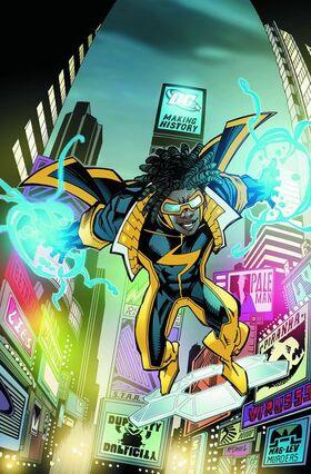 Virgil Hawkins (Tierra 0) 001