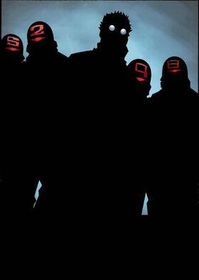 N.O.W.H.E.R.E. (Tierra 0) 001