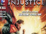 Injustice: Gods Among Us Vol 1 2