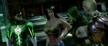 Justice League (Injustice Tierra Uno) 001