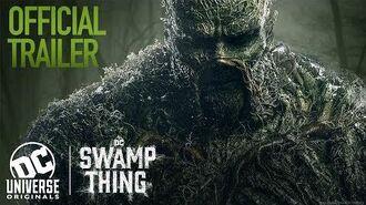 Swamp Thing - Full Trailer - DC Universe - The Ultimate Membership