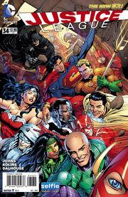 Justice League Vol 2 34 a