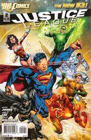 Justice League Vol 2 2 a