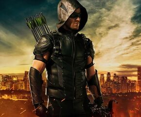 Nuevo Green Arrow