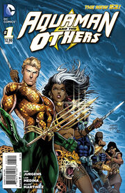 Aquaman and the Others Vol 1 1 a