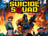 New Suicide Squad Vol 1 1