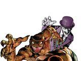 Secret Society of Super-Villains (Tierra 0)
