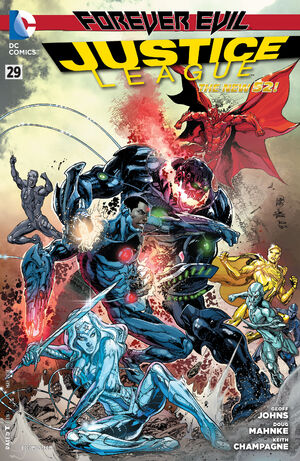 Justice League Vol 2 29