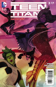 Teen Titans Vol 5 3 a