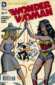 Wonder Woman Vol 4 19 b