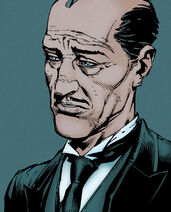 Alfred Pennyworth (Tierra 0) 001
