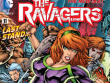 The Ravagers Vol 1 11