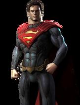 Kal-El (Injustice Tierra Uno) 001