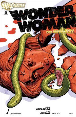 Wonder Woman Vol 4 3