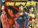 The New 52: Free Comic Book Day Special Edition Vol 1 1