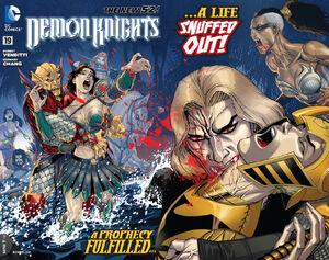 Demon Knights Vol 1 19 a