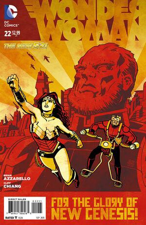 Wonder Woman Vol 4 22