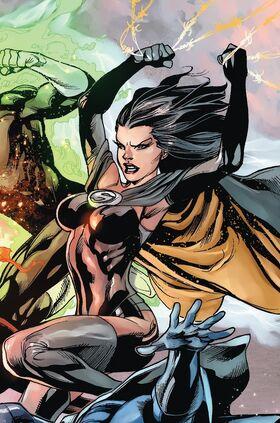 Lois Lane (Tierra 3) 001