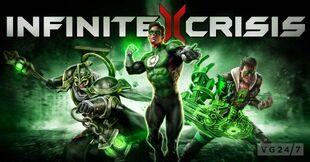 Infinite Crisis Green Lantern