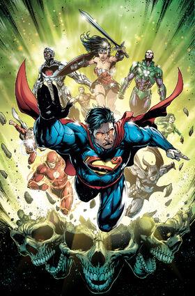 Justice League (Tierra 0) 002