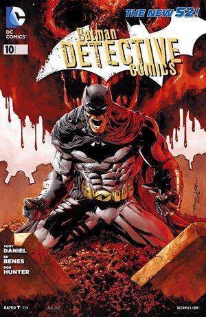 Detective Comics Vol 2 10