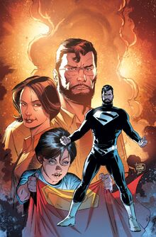 Superman Lois and Clark Vol 1 1 Textless