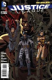 Justice League Vol 2 28 a
