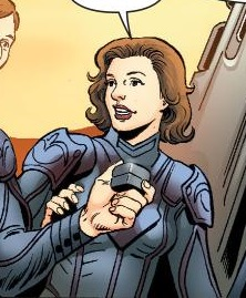 Alura In-Ze (Universo Extendido de DC) 001