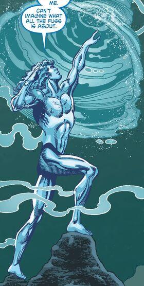 David Drake (Tierra 0) 001
