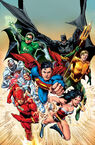 Justice League Vol 2 1 E