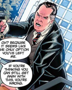 Mark Hanford (Universo Extendido de DC) 001