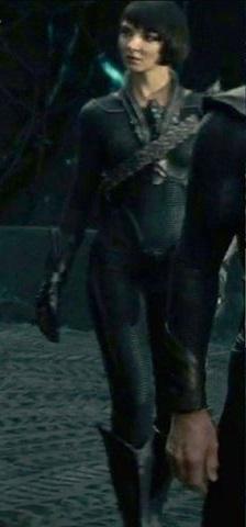 Nadira Va-Dim (Universo Extendido de DC) 001