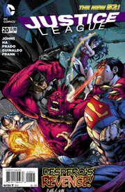 Justice League Vol 2 20 a